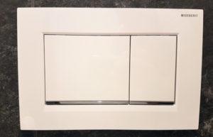 Geberit Drückerplatte - Welche Betätigungsplatte passt auf welchen Spülkasten